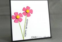 Stampin up - Bodacious Bouquet