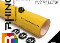 POLYFLEX RHINO PVC / Bahan sablon kaos polyflex Rhino