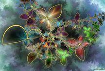 Fractals are AMAZING! / Fractals, art, color