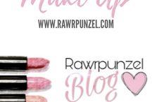 Rawrpunzel Blog ~ Make Up