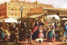19th century - Art / Paintings - historical and genre of the mid-19th century