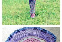 Crochet | Circle vest