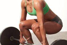 Workouts #bringingsexiback  / by SewFatty