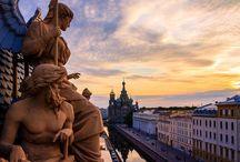 """San Petersburgo / """"La Venecia Del Norte"""""""