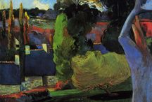 Artist Paul Gauguin
