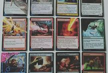 Magic the Gathering Altered Art