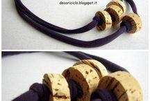 collane di sughero