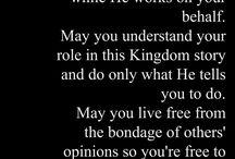Advice from God.....
