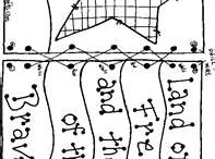 Lapptäcken - quilts