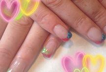 Nails, By Sarah!