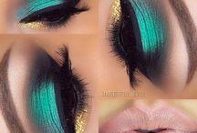 Hot makeup looks / Hot makeup looks