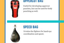 Gym equipment and MMA