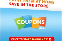 couponing / by Sheila Burgess