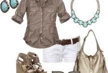 Fashion: Summer / by Kelly Elder