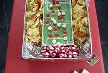 #Football and #Cooking