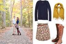 what to wear - engagement/couples