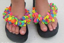 Shoes ( flip flops)