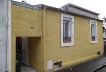 Isolation par l'extérieur d'une maison à Brest - Brest (29)