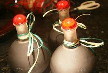 homemade drinks