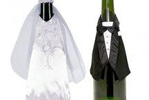 Novelty Champagne Bottle