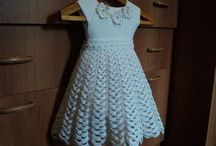 Crochet Girl Dresses & More / by Raquel Lorenzo