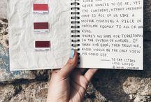 2017: Journaling ideas