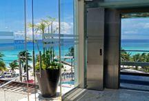 The Fives #luxury #condo / The Fives es el único Desarrollo con departamentos de lujo en la playa que le ofrece amenidades y servicios con calidad de un Resort 5 estrellas.  www.playarealtors-4u.com  Playa Realtors -4U #RealEstate #PlayadelCarmen #BienesRaíces PlayadelCarmen
