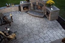 Back Yard Fire Pits / by HouseOrganized