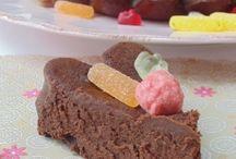 Gâteaux et desserts