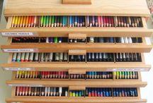Art & Craft Materials | Sonhos de Consumo
