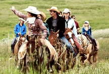 The Great Outdoors! / A collection of world famous Guest Ranches.