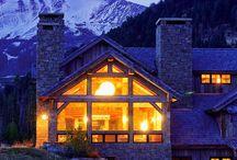 Dream homes / by Mey Walker