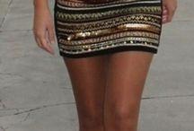Образы: ацтекская юбка