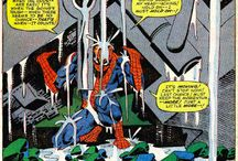 Steve Ditko Spider-Man Art / Steve Ditko is the original Spider-Man artist. Here are some of my favorite Ditko drawings from Chasing Amazing, and some other of my favorite blogs around the Internet.