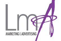 LMA Marketing & Advertising / We provide a full range of Creative and Production Services, Media Planning and Buying, and Account Management, all under one roof.