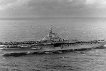 Aircraft Carrier USS leyett