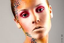 OMD4 Bodypaint Inspirations  / Body Painting