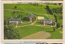 Vintage Abingdon