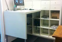 Standing Desk Ideas / by Brandy Barber