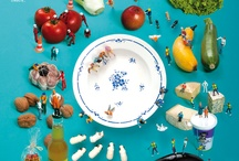 Food Ads / Beautiful foodie advertisements from our favorite magazine and around the web  / by Luvo