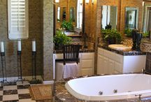 Bathroom Ideas / by Sally Buckert