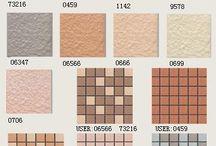 Glazed Tiles Design