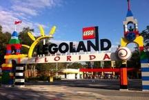 FAMILY - Legoland Florida / by Cari Stead