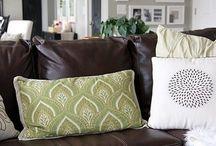 Lighten up living spaces / Bringing colour into dark spaces