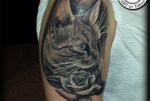 Tatoos by Artur / Tattoos made by Artur Biro, Budapest (Hungary)