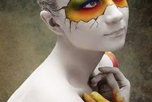 TeenEvent Fantasy Make-Up / Auf unserer Fantasy Make-up Pinnwand findet ihr eine Sammlung von tollem und auffälligem Fantasy-Make-up. Ihr wollt so etwas auch einmal ausprobieren? Dann schaut euch unser Fantasy-Make-up Event an: http://www.teenevent.de/events/make-up-academy/