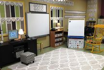 Classroom Decor and Themes / by Janet Tuttle