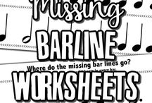 Theory worksheets
