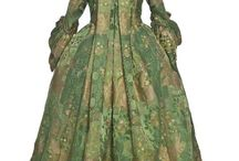 1740-1790 Brocade Inspiration / by Aubry