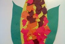 Corn Unit Study / by Deb @ Living Montessori Now